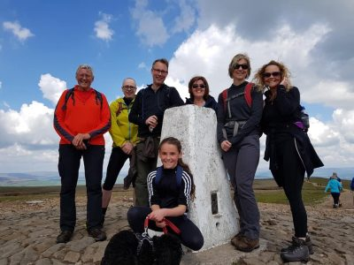 Why I walked a hilly 45 miles to support mental health