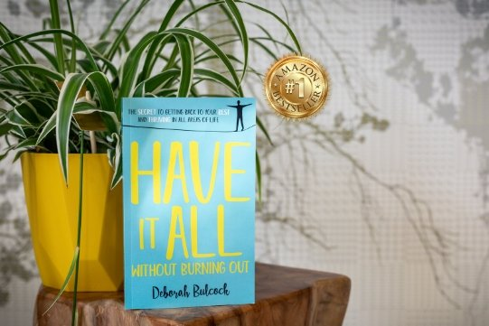 Have It All book with bestseller badge