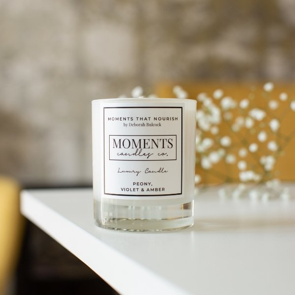 Moments That Nourish Candle