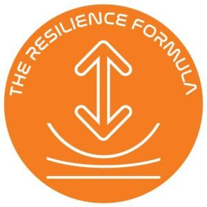 The Resilience Formula orange logo