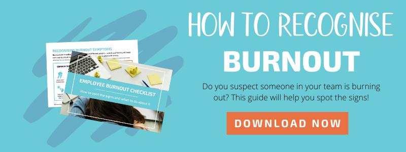 Employee Burnout Checklist