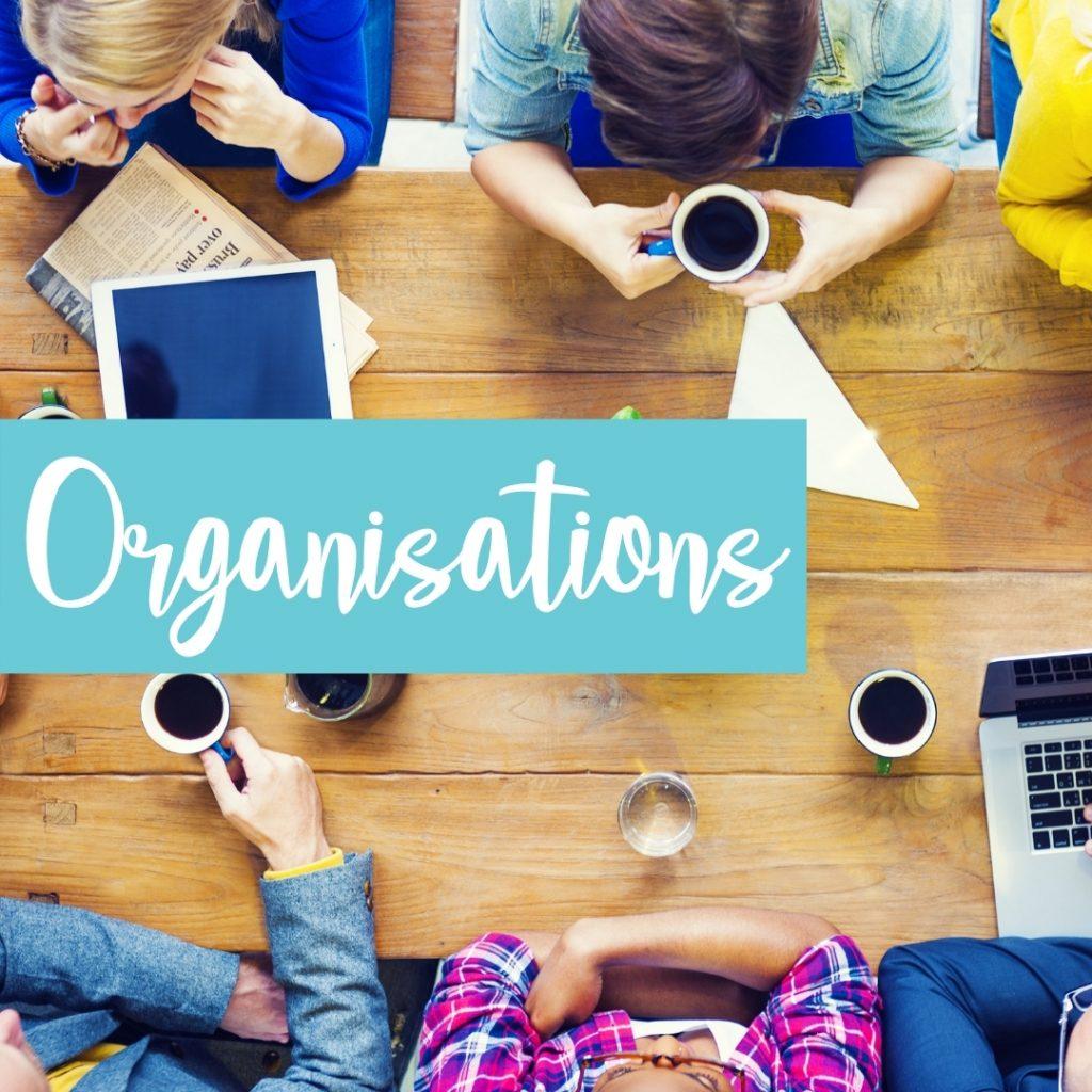 1 Organisations
