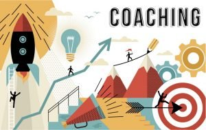 Coaching helps change and improvement